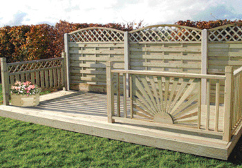 Decking for Evergrain decking cost